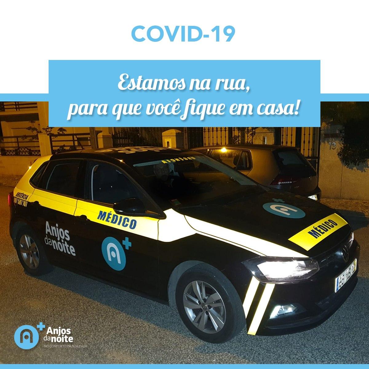 COVID-19 | Assistência Médica ao Domicílio